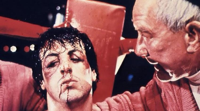 "Sylvester Stallone, Burgess Meredith | ""Rocky"" (1976)"