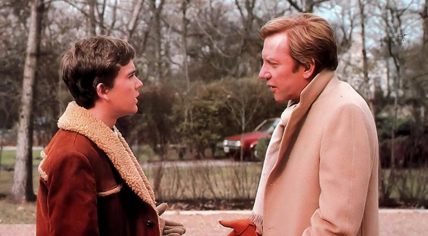 "Timothy Hutton, Donald Sutherland | ""Ordinary People"" (1980)"