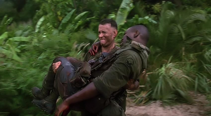 "Tom Hanks, Mykelti Williamson | ""Forrest Gump"" (1994)"