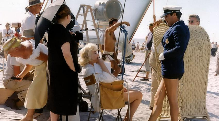 "Marilyn Monroe, Tony Curtis | ""Some Like It Hot"" (1959)"